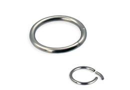 Сегментное кольцо титановое